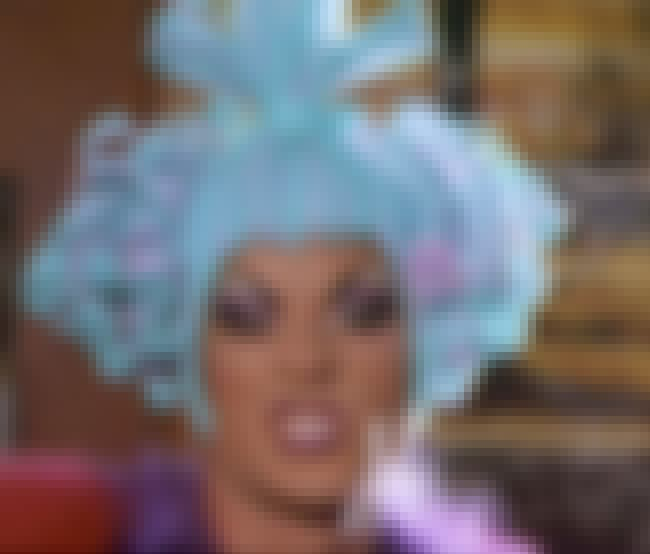 Felicia Jollygoodfellow is listed (or ranked) 4 on the list The Greatest Fictional Drag Queens