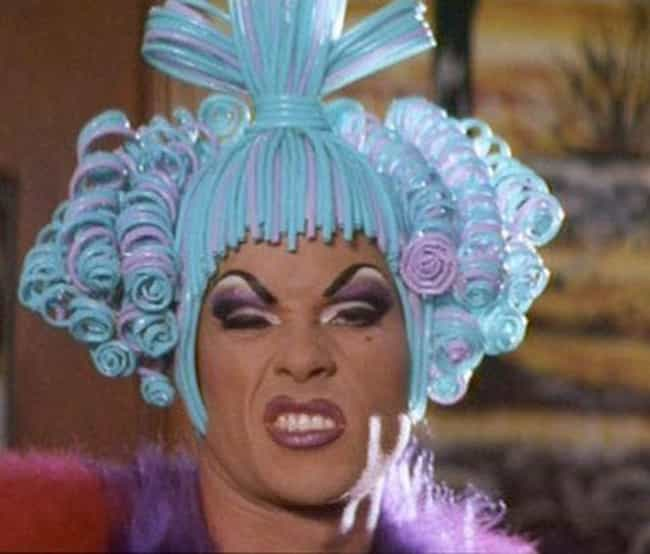 Felicia Jollygoodfellow is listed (or ranked) 3 on the list The Greatest Fictional Drag Queens