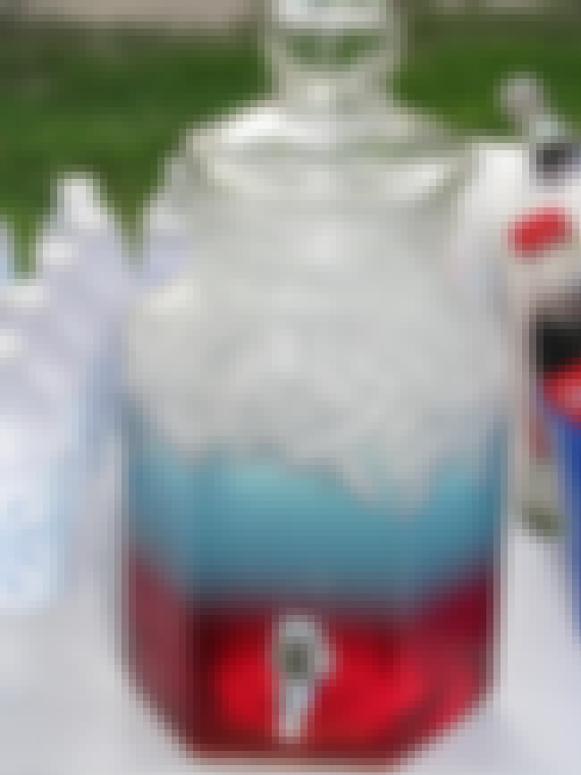 Make your own Punch is listed (or ranked) 1 on the list 11 Awesome Tips for Hosting Your 4th of July BBQ