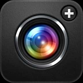 Camera is listed (or ranked) 1 on the list The Best Apps for iOS 7 Devices