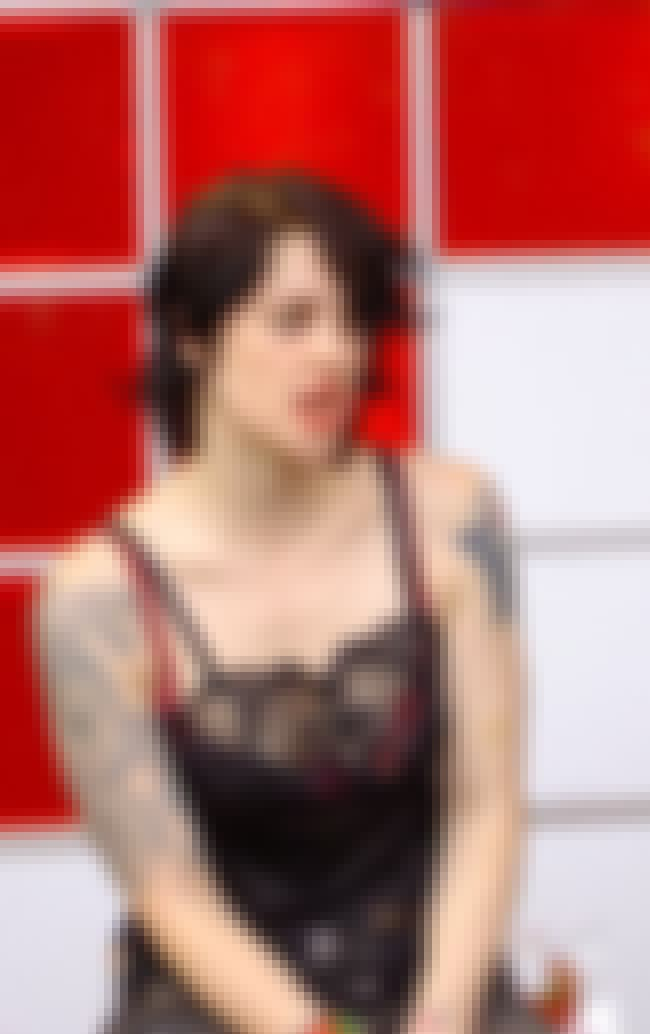 Brody Dalle in a Lace Camisole... is listed (or ranked) 4 on the list Hottest Brody Dalle Photos