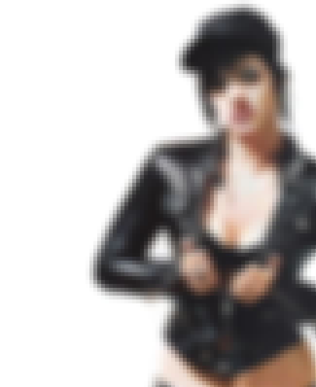Brody Dalle in a Leather Jacke... is listed (or ranked) 4 on the list Hottest Brody Dalle Photos