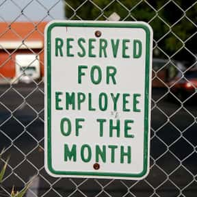 'employee of the month' is a g is listed (or ranked) 13 on the list The Best Demetri Martin One-Liners