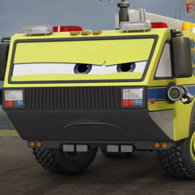 Is That Guy Writing Down Every... is listed (or ranked) 4 on the list Planes: Fire & Rescue Movie Quotes