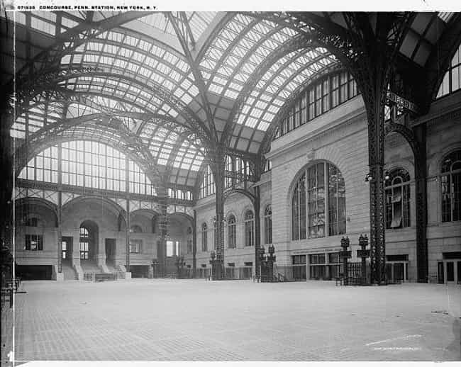 Penn Station, 1905-1915 ... is listed (or ranked) 3 on the list 15 Beautiful Old New York Photos