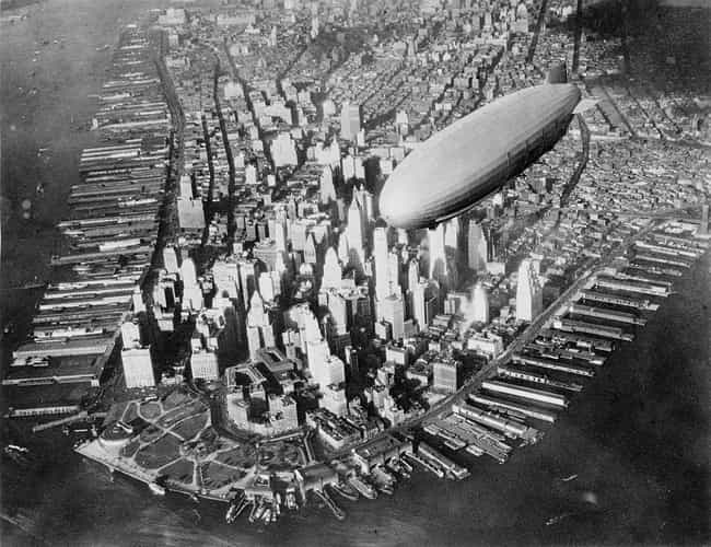 Aerial, 1931-1933 is listed (or ranked) 4 on the list 15 Beautiful Old New York Photos