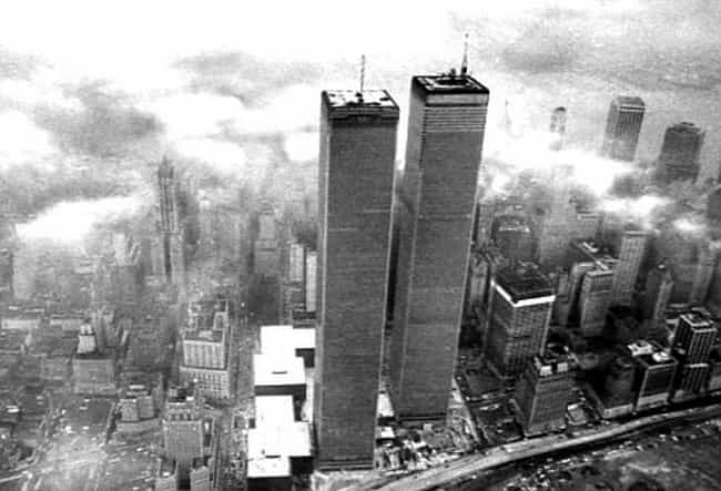 World Trade Center, 1975 is listed (or ranked) 4 on the list 40 Beautiful Old New York Photos