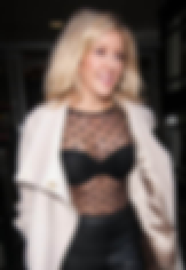 Ellie Goulding in a Black See ... is listed (or ranked) 4 on the list Hottest Ellie Goulding Photos