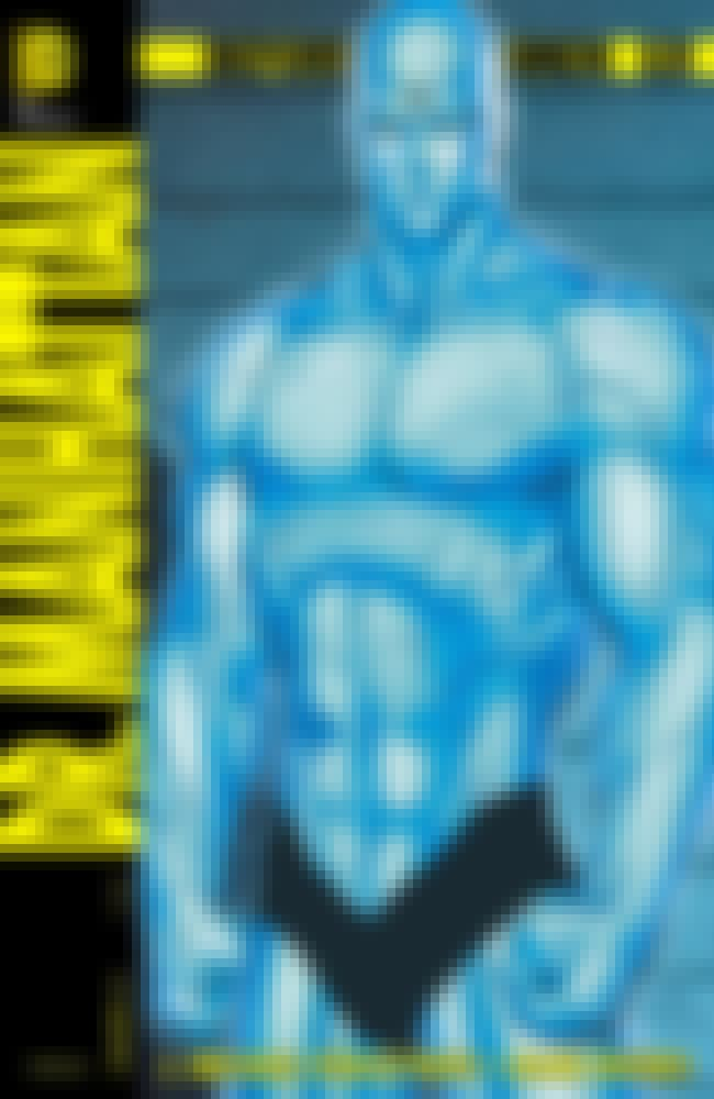 Dr. Manhattan is listed (or ranked) 3 on the list Nuclear-Themed Comic Book Characters
