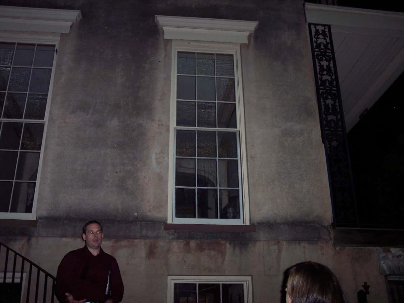 Little Girl In The Window is listed (or ranked) 1 on the list More Haunting Photos That Suggest Ghosts Are Real
