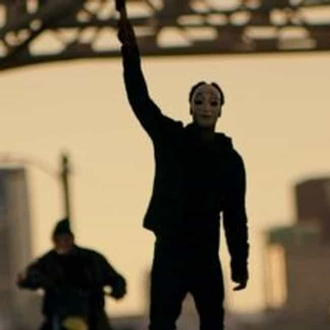 We Can't Have Heroes is listed (or ranked) 4 on the list The Purge: Anarchy Movie Quotes