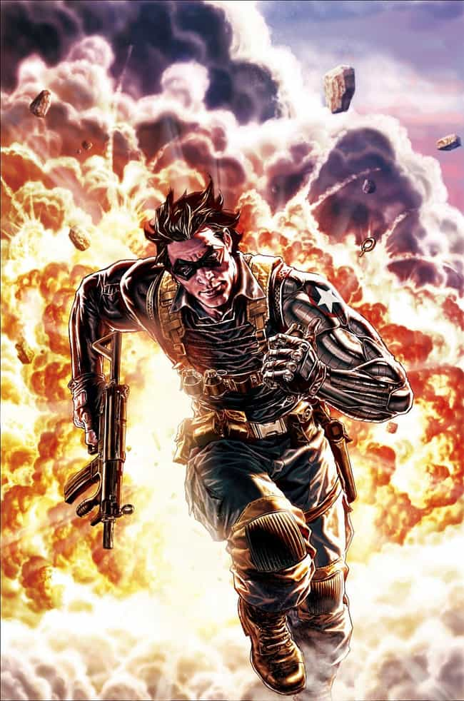 Bucky Barnes is listed (or ranked) 3 on the list The Best Resurrections in Comics