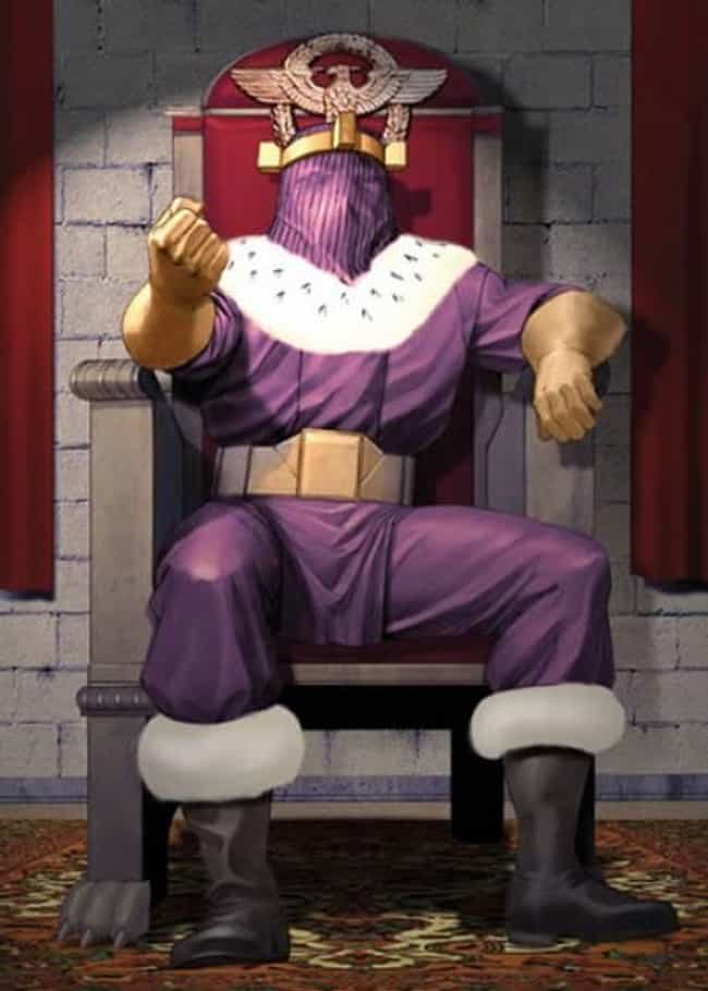 Baron Heinrich Zemo is listed (or ranked) 4 on the list Comic Characters Who Stayed Dead