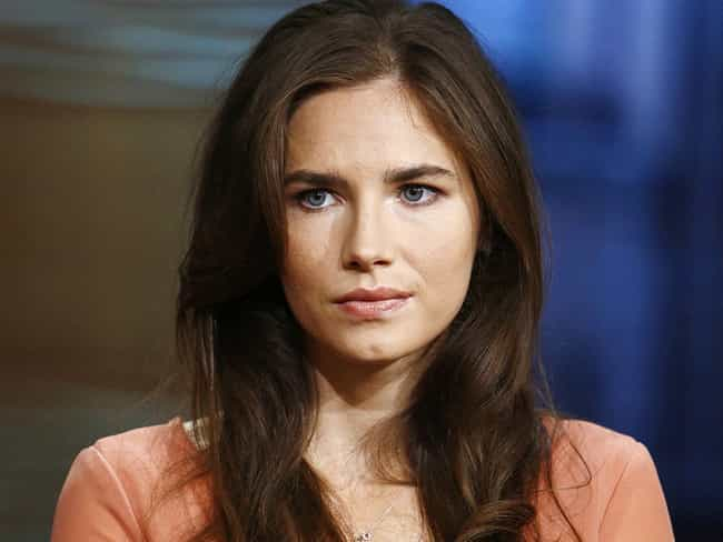 Amanda Knox Can't Believe It's... is listed (or ranked) 4 on the list The 22 Most Stunning Amanda Knox Photos