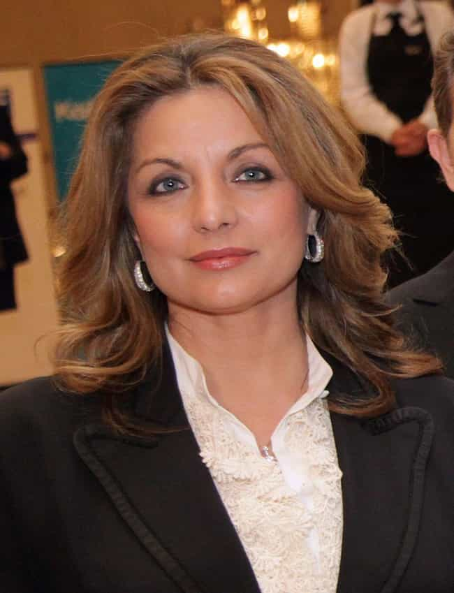 Angela Gerekou is listed (or ranked) 1 on the list Gorgeous Female Politicians You'd Definitely Vote For