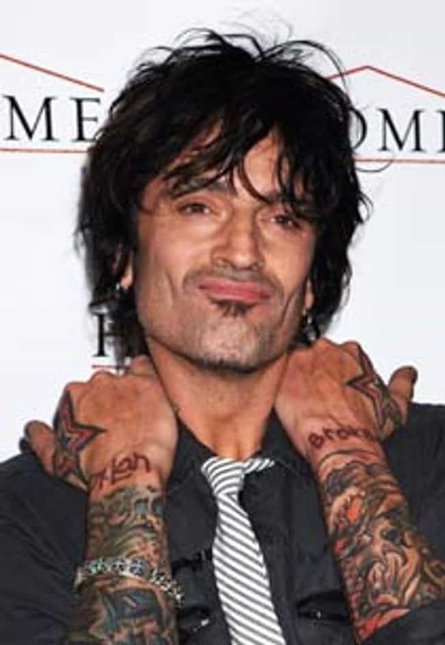 Brandon is listed (or ranked) 1 on the list Tommy Lee Tattoos