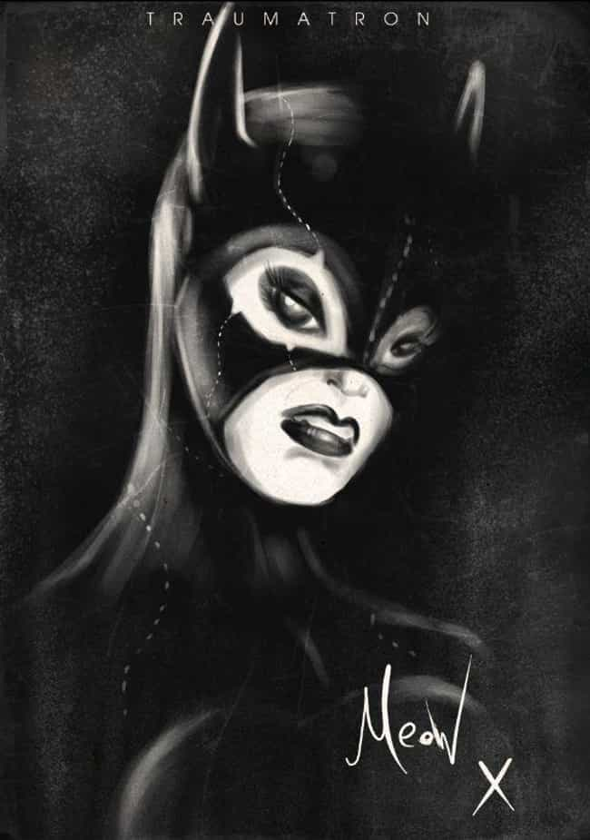 Tim Burton's Catwoman is listed (or ranked) 7 on the list 22 Comic Book Movies We Never Got to Experience