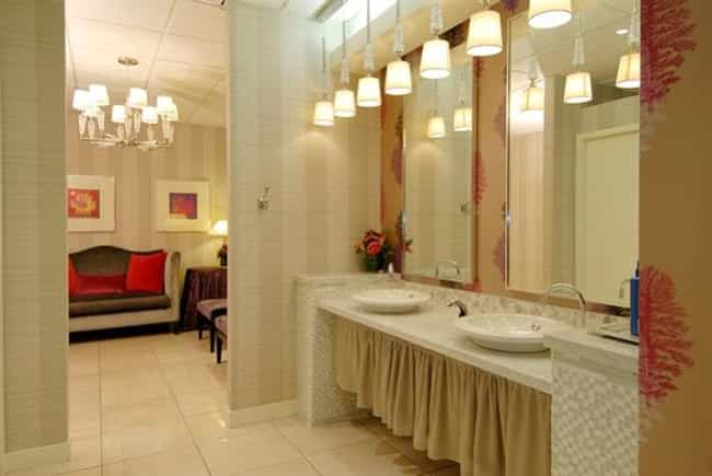 A Luxury Hotel is listed (or ranked) 2 on the list The Best Places to Take a Dump
