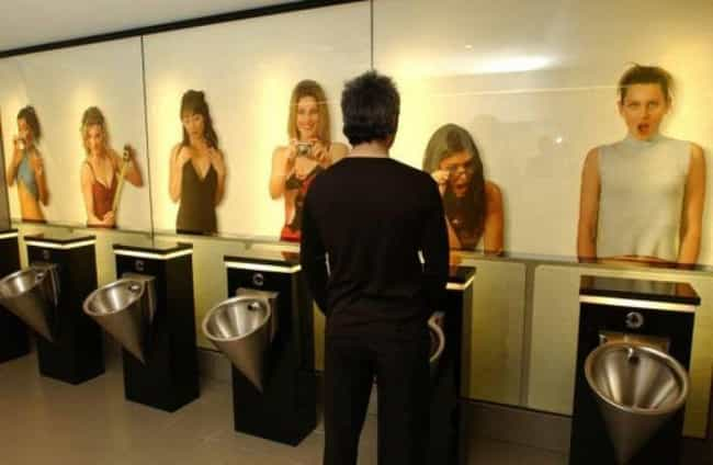 Don't Be Shy is listed (or ranked) 4 on the list 20 Bizarre Toilets From Around the World