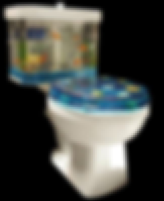 Aquarium Toilet Isn't Tacky at... is listed (or ranked) 3 on the list 38 Bizarre Toilets From Around the World