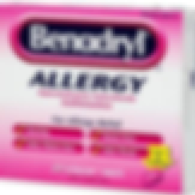 Benadryl is listed (or ranked) 3 on the list The Best Mosquito Bite Remedies