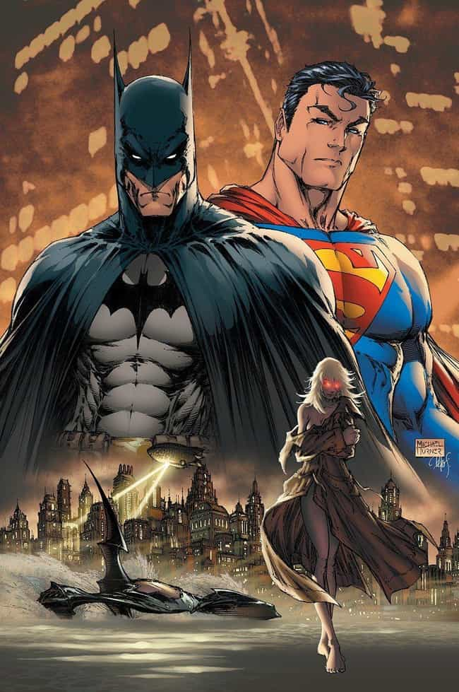 Batman and Superman is listed (or ranked) 2 on the list The Best Team-Ups in Comics