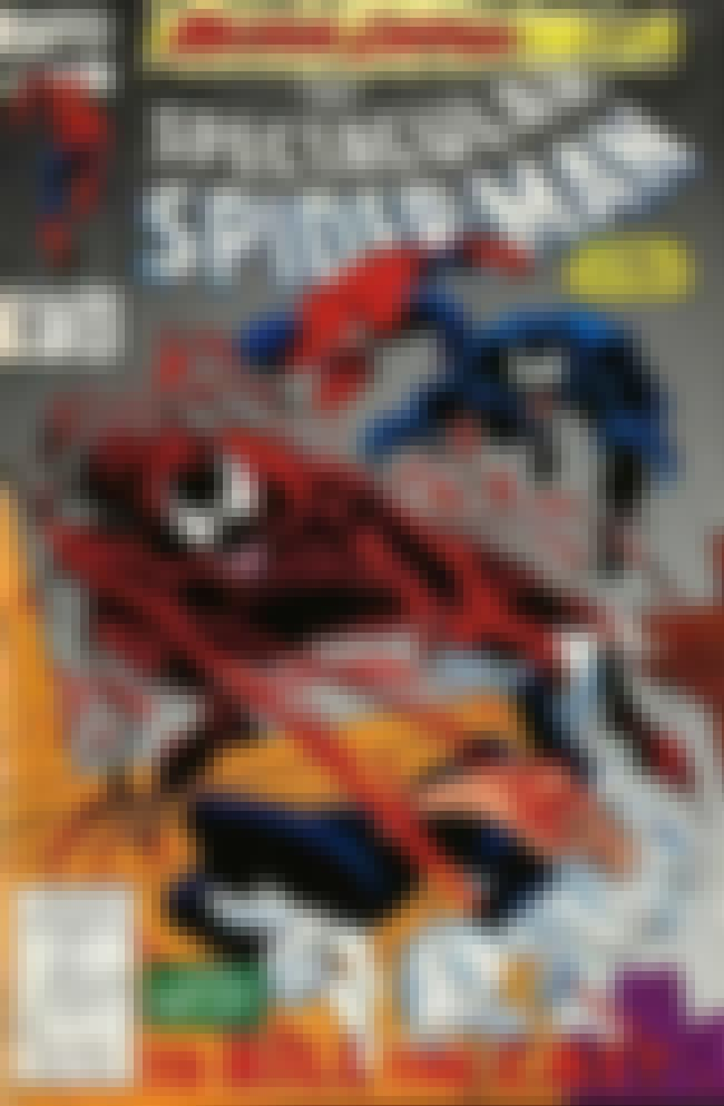 Spider-Man and Venom is listed (or ranked) 4 on the list The Best Team-Ups in Comics