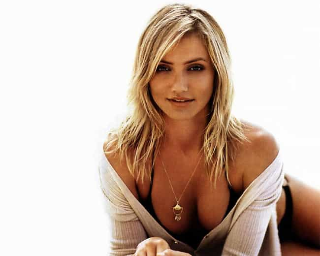 Cameron Diaz Only Wears Pure G... is listed (or ranked) 1 on the list The Hottest Cameron Diaz Photos of All Time