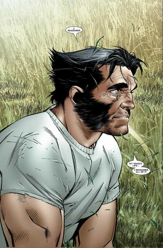 Wolverine Regains His Memory is listed (or ranked) 1 on the list The 18 Most Random Character Changes in Marvel Comics