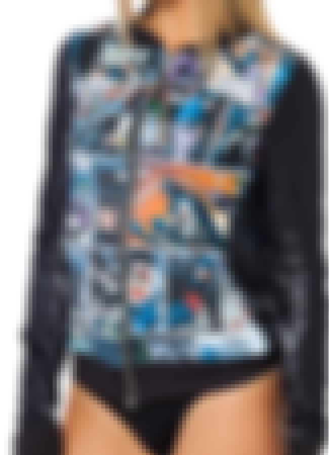 BlackMilk Killing Joke Bomber is listed (or ranked) 1 on the list The Best DC Comics Wearables