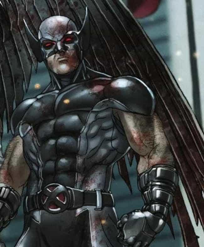 X- Force - Wolverine is listed (or ranked) 3 on the list The Best Alternate Costumes in Marvel Comics