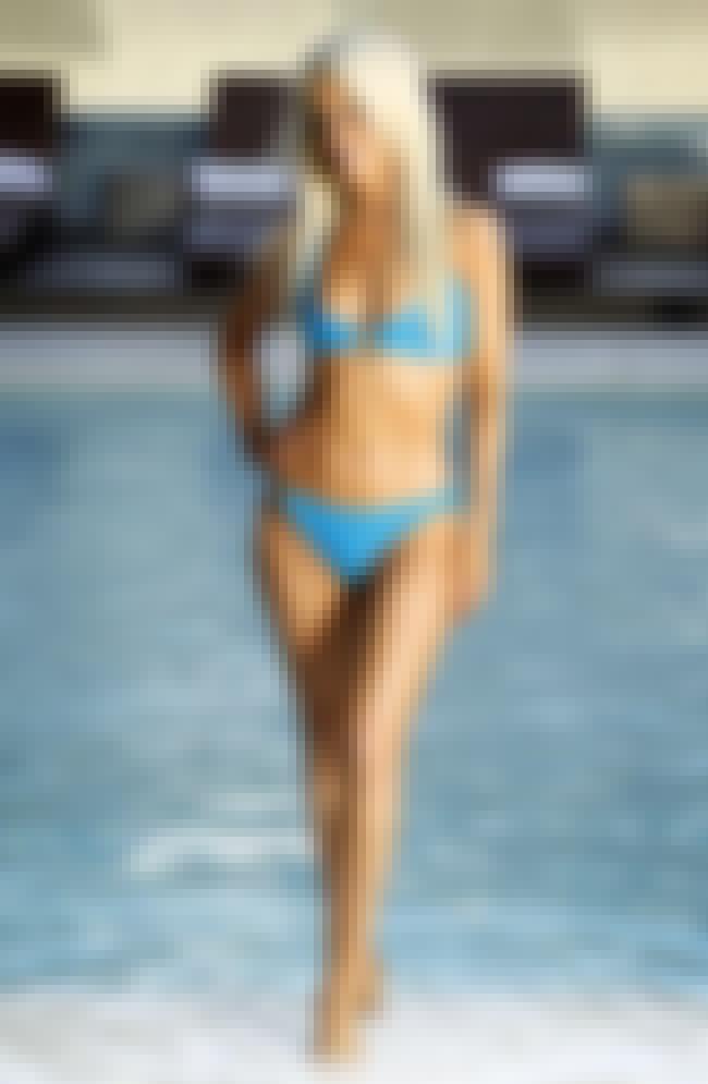 Michaele Salahi in a Blue Hoop... is listed (or ranked) 1 on the list Hottest Michaele Salahi Photos