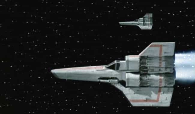 Colonial Viper is listed (or ranked) 2 on the list The Most Popular Sci-Fi Starfighters
