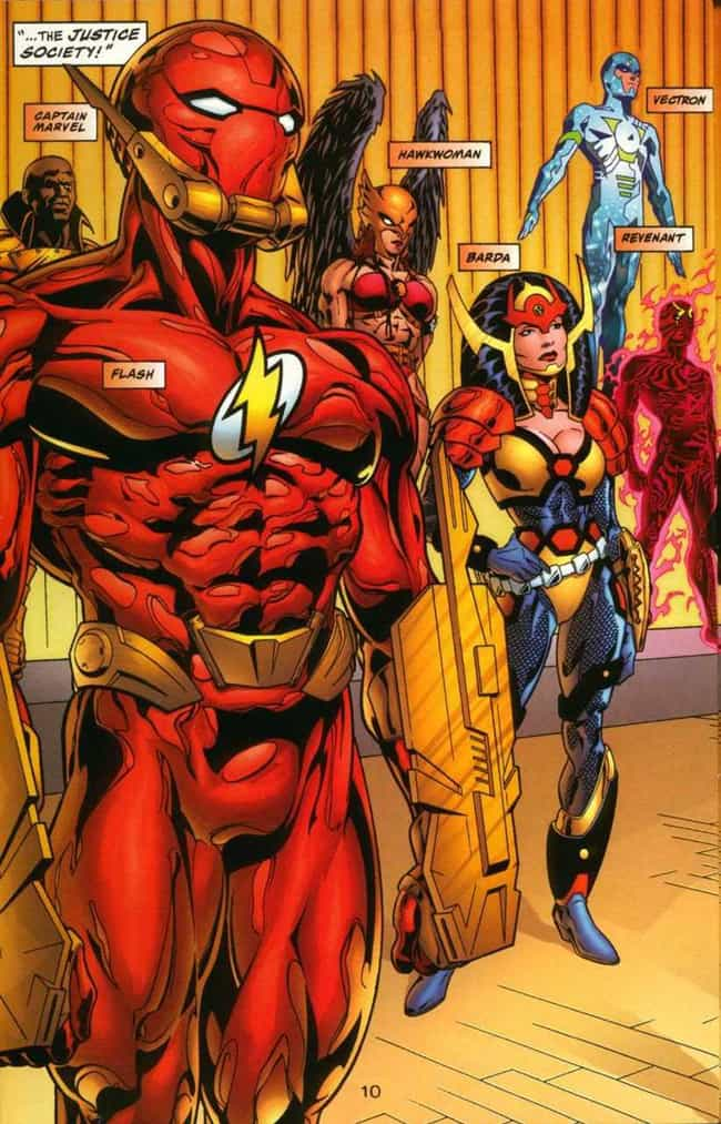 Elseworlds Finest Flash is listed (or ranked) 4 on the list The Best Alternate Costumes in DC Comics