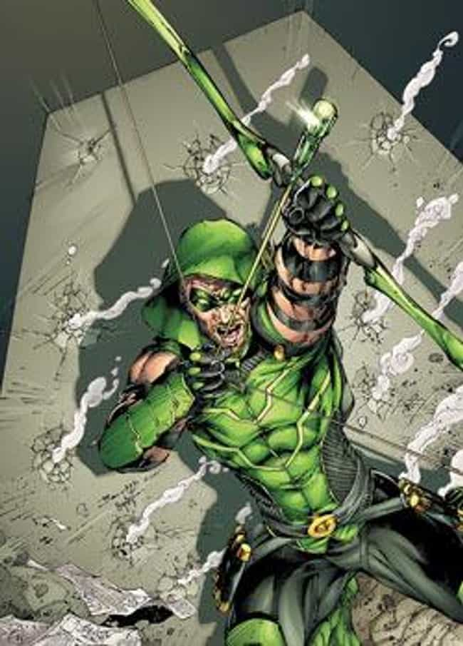 New 52 Green Arrow is listed (or ranked) 2 on the list The Best Alternate Costumes in DC Comics