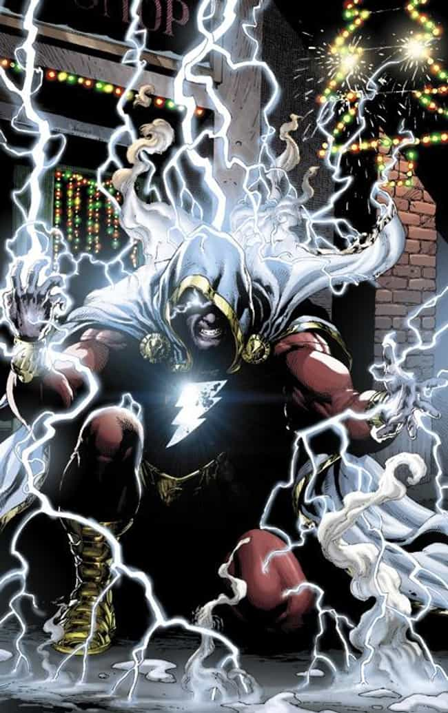 New 52 Shazam is listed (or ranked) 3 on the list The Best Alternate Costumes in DC Comics