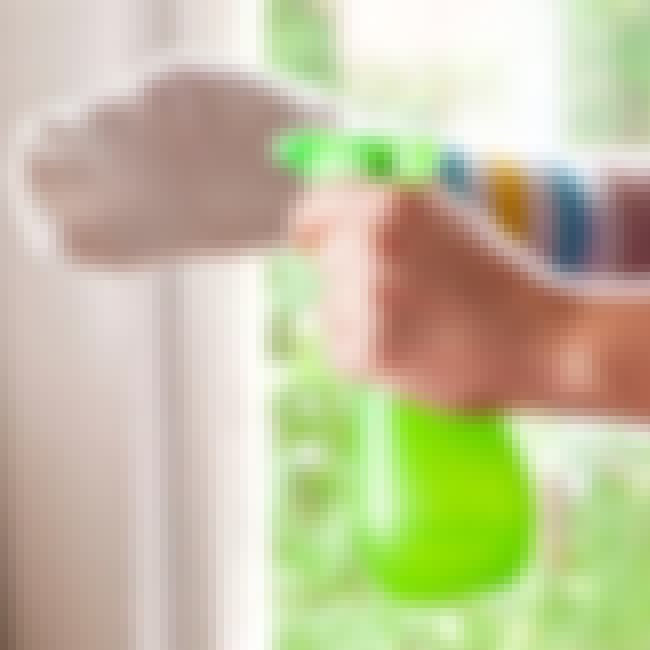 Dust Cloth or Old Sock is listed (or ranked) 3 on the list The Best Ways to Clean Blinds
