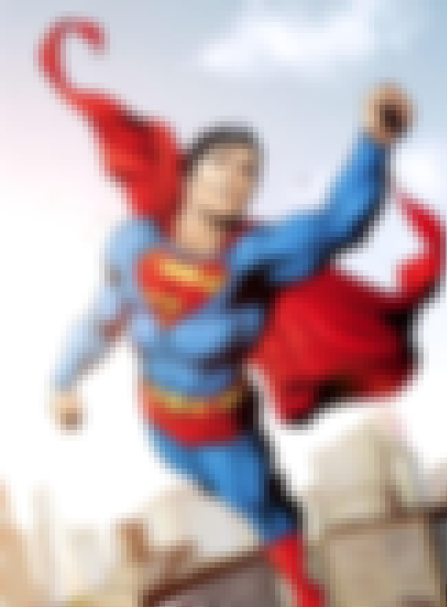 Flight is listed (or ranked) 3 on the list All Superman's Awesome and Absurd Superpowers