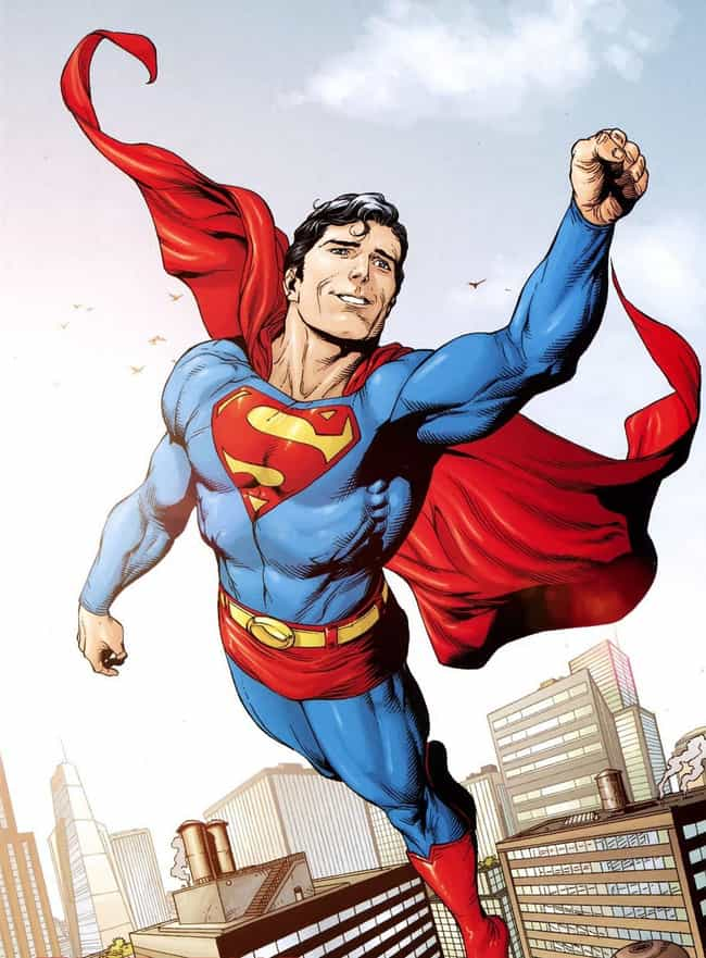 All Superman's Awesome and Absurd Superpowers
