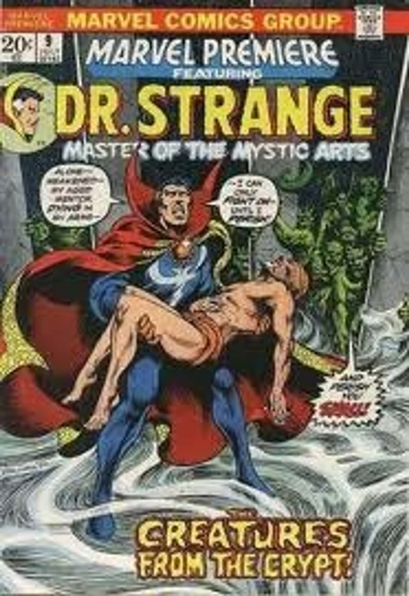 The Crypts of Kaa-U & Time Doo is listed (or ranked) 4 on the list Doctor Strange Stories to Read Before You See the Movie