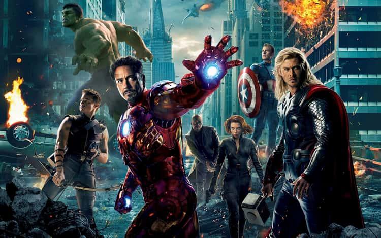 MCU (Marvel Cinematic Universe)