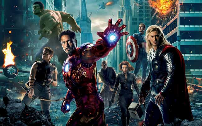 MCU (Marvel Cinematic Universe... is listed (or ranked) 3 on the list Marvel's Best Alternate Universes & Timelines