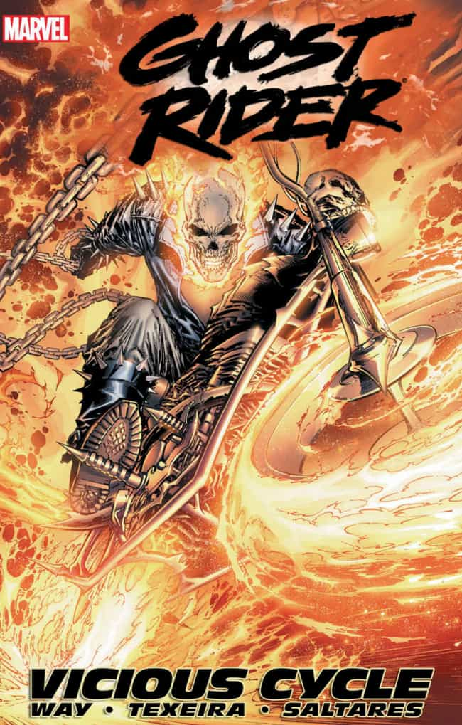 Hellcycle is listed (or ranked) 4 on the list The Best and Worst Vehicles in Marvel Comics