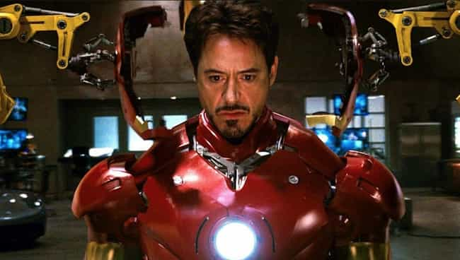 Iron Man's Suit is listed (or ranked) 3 on the list The Best and Worst Vehicles in Marvel Comics