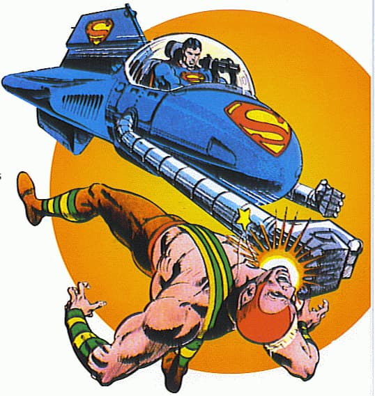 Supermobile on Random Best and Worst Vehicles in DC Comics
