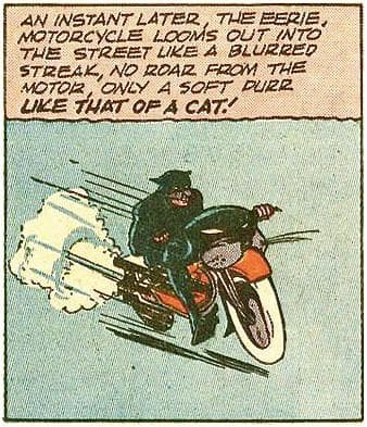Cat-O-Cycle on Random Best and Worst Vehicles in DC Comics