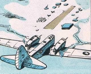 Airacuda on Random Best and Worst Vehicles in DC Comics