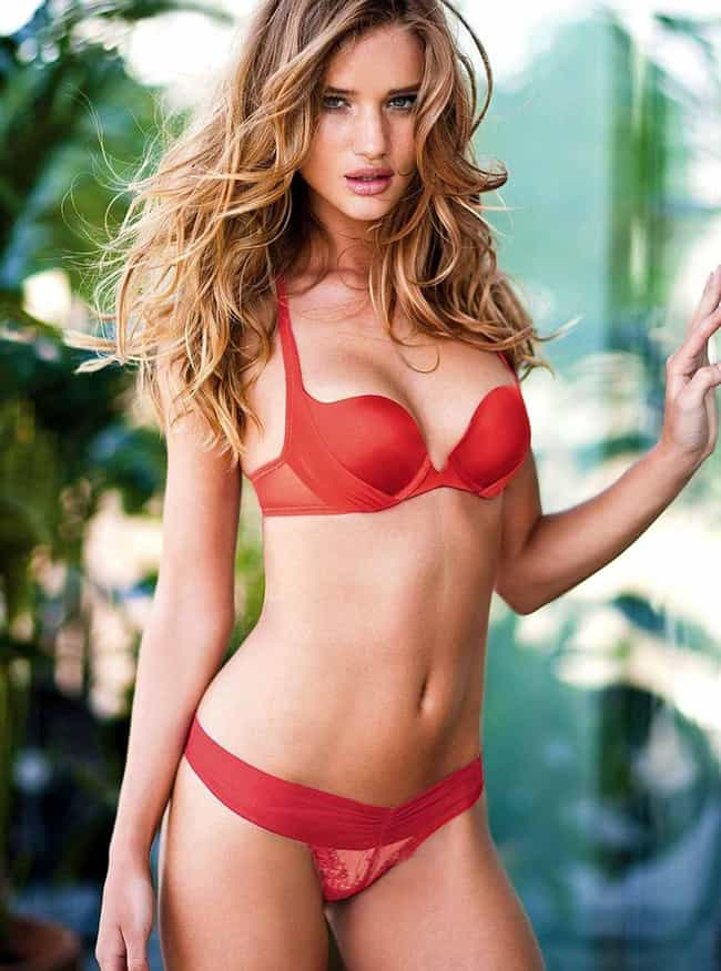 Rosie Huntington-Whiteley Is O... is listed (or ranked) 1 on the list The 40+ Hottest Rosie Huntington-Whiteley Pictures Ever