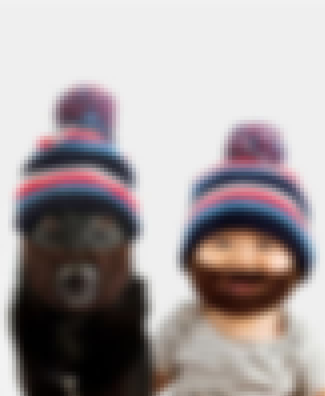 In Matching Bearded Balaclavas is listed (or ranked) 4 on the list The Cutest Pictures of Zoey & Jasper