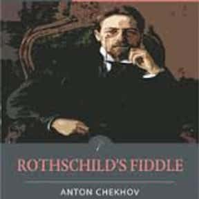 Rothschild's Violin is listed (or ranked) 9 on the list The Best Anton Chekhov Short Stories